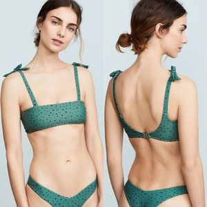 Charlie Holiday Dan Top In Mint Chocolate